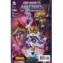 HE-MAN AND THE MASTERS OF THE UNIVERSE 14. DC RELAUNCH (NEW 52).