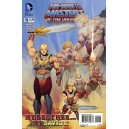 HE-MAN AND THE MASTERS OF THE UNIVERSE 15. DC RELAUNCH (NEW 52).