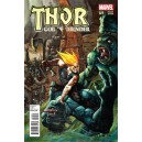THOR GOD OF THUNDER 25. VARIANTE COVER. MARVEL NOW!