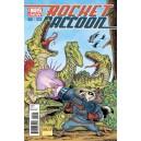 ROCKET RACCOON 2. VARIANT. MARVEL NOW!