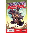 ROCKET RACCOON 3. MARVEL NOW!