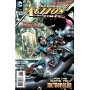 ACTION COMICS N°8. DC RELAUNCH (NEW 52)