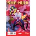 SHE-HULK 9. MARVEL NOW!