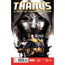THANOS A GOD UP THERE LISTENING 3. MARVEL NOW!.