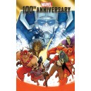 100TH ANNIVERSARY. TPB. MARVEL NOW!