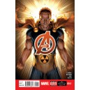 AVENGERS 34-1. MARVEL NOW!