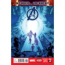 AVENGERS 36. MARVEL NOW!