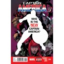 CAPTAIN AMERICA 25. MARVEL NOW!