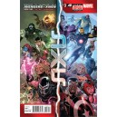 AVENGERS & X-MEN AXIS 3. MARVEL NOW!