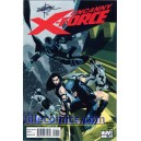 UNCANNY X-FORCE N°1. SIGNED BY RICK REMENDER. MARVEL COMICS.