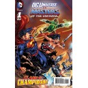 DC UNIVERSE VS. THE MASTERS OF THE UNIVERSE SET 1 to 6. DC COMICS