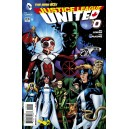 JUSTICE LEAGUE UNITED 0. DC NEWS 52.