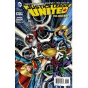 JUSTICE LEAGUE UNITED 4. DC NEWS 52.