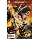 SENSATION COMICS 3. FEATURING WONDER WOMAN. DC RELAUNCH (NEW 52).