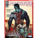 DIAMOND PREVIEWS 315. MARVEL PREVIEWS 29. PRE-ORDER FEBRUUARY 2015. LILLE COMICS. PRECOMMANDES.