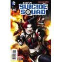 NEW SUICIDE SQUAD 4. DC RELAUNCH (NEW 52).