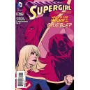 SUPERGIRL 36. DC NEWS 52.