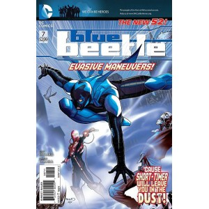 BLUE BEETLE 7. DC RELAUNCH (NEW 52)