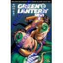 GREEN LANTERN SAGA 29. RED LANTERN. NEW GUARDIANS. OCCASION.