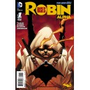 ROBIN RISES ALPHA 1. DC RELAUNCH (NEW 52).