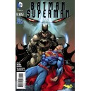 BATMAN AND SUPERMAN 17. DC RELAUNCH (NEW 52).