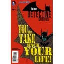 BATMAN DETECTIVE COMICS 38. DC RELAUNCH (NEW 52).