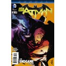 BATMAN ANNUAL 3. DC RELAUNCH (NEW 52).