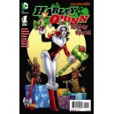 HARLEY QUINN HOLIDAY SPECIAL 1. DC RELAUNCH (NEW 52).