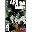 ARKHAM MANOR 2. DC RELAUNCH (NEW 52).