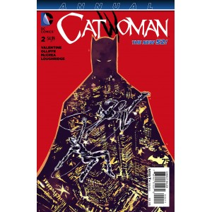 CATWOMAN ANNUAL 2. DC RELAUNCH (NEW 52).
