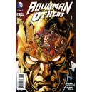 AQUAMAN AND THE OTHERS 8. DC RELAUNCH (NEW 52).