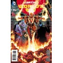 EARTH 2 WORLD'S END 8. DC RELAUNCH (NEW 52).