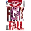 EARTH 2 WORLD'S END 13. DC RELAUNCH (NEW 52).