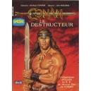 Conan le destructeur - La BD du film