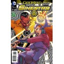SINESTRO 7. DC RELAUNCH (NEW 52).