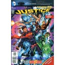 JUSTICE LEAGUE N°7. COMBO-PACK. DC RELAUNCH (NEW 52)