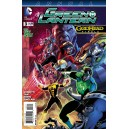 GREEN LANTERN ANNUAL 3. DC RELAUNCH (NEW 52).