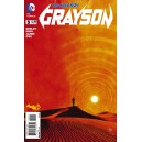 GRAYSON 5. DC RELAUNCH (NEW 52).