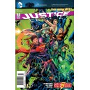 JUSTICE LEAGUE N°7. DC RELAUNCH (NEW 52)