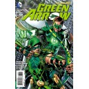 GREEN ARROW 38. DC RELAUNCH (NEW 52)