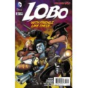 LOBO 3. DC RELAUNCH (NEW 52).