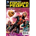 INFINITY MAN AND THE FOREVER PEOPLE 5. DC RELAUNCH (NEW 52).