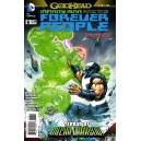 INFINITY MAN AND THE FOREVER PEOPLE 6. DC RELAUNCH (NEW 52).