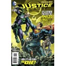 JUSTICE LEAGUE 37. DC RELAUNCH (NEW 52).