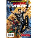 SECRET ORIGINS 8. DC RELAUNCH (NEW 52).