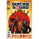 NEW SUICIDE SQUAD 5. DC RELAUNCH (NEW 52).