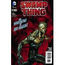 SWAMP THING 38. DC RELAUNCH (NEW 52).
