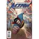 ACTION COMICS 37. DC NEWS 52.