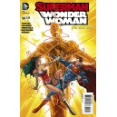 SUPERMAN and WONDER WOMAN 14. DC RELAUNCH (NEW 52).