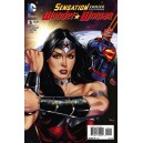 SENSATION COMICS 5. WONDER WOMAN. DC RELAUNCH (NEW 52).